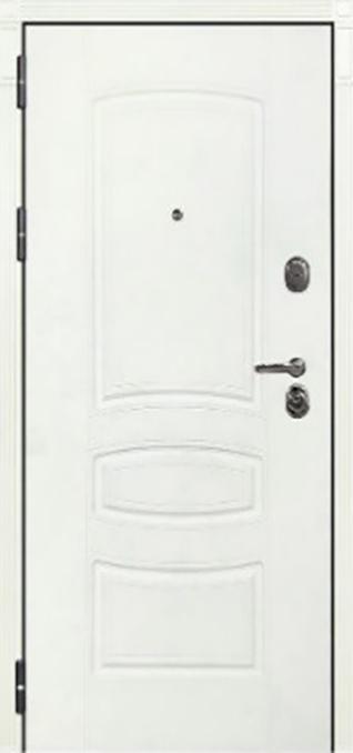 Лекс 68 ПВХ 12 мм цвет Белая шагрень