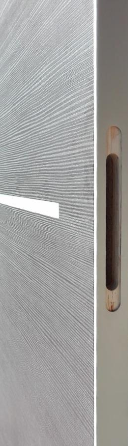 дверное полотно с врезкой под замок