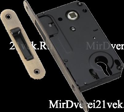 Защёлка под цилиндр магнитная Adden Bau KEY MAG 5085